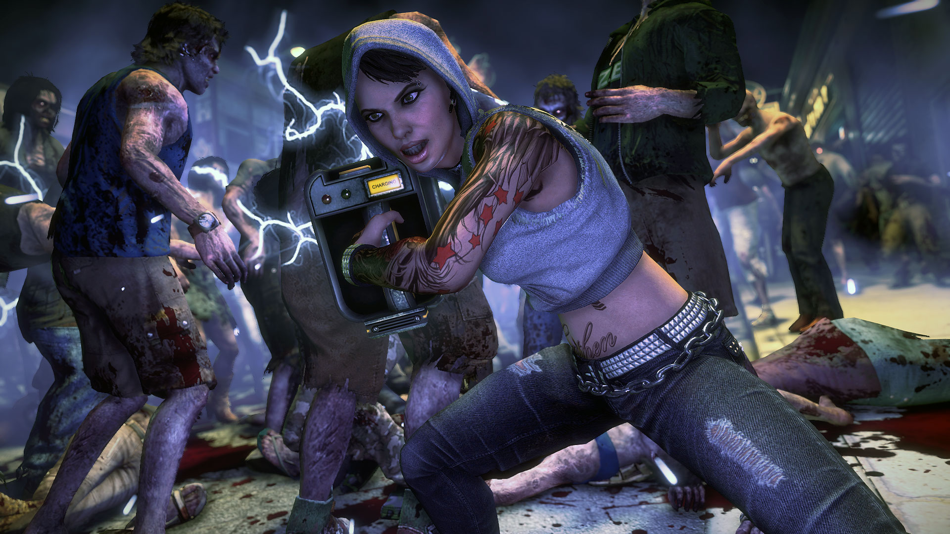 Dead Rising 3 Nick Ramos Young Mechanic With A