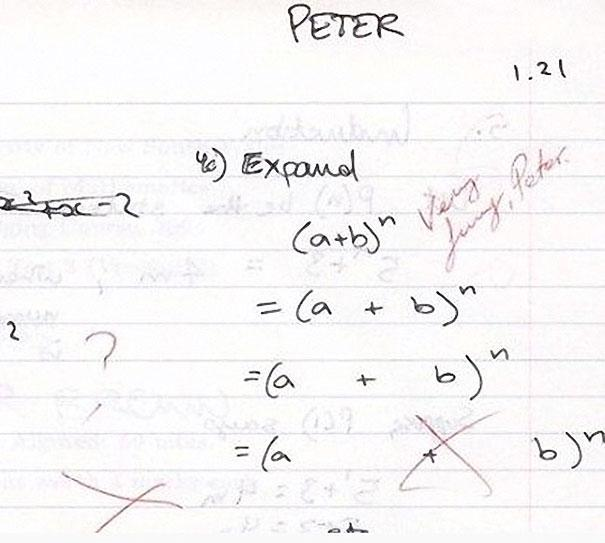 Here are 30 brilliant test answers from smart-alecky kids