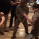 This is the best Black Friday fight video to hit the Internet so far