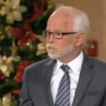 Jim Bakker says that televangelism scandals are actually the secret work of witches