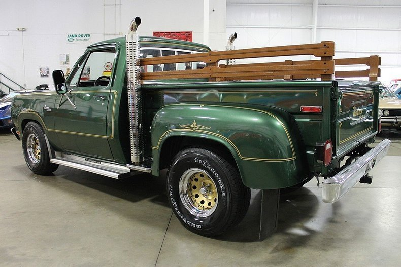 1978 Dodge Warlock Gr Auto Gallery