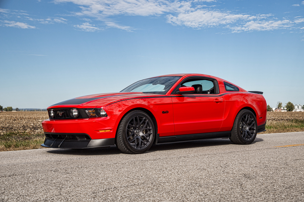 2012 Ford Mustang Fast Lane Classic Cars