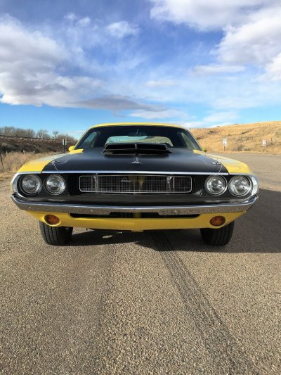 1970 Dodge Challenger for sale #9937 | MCG