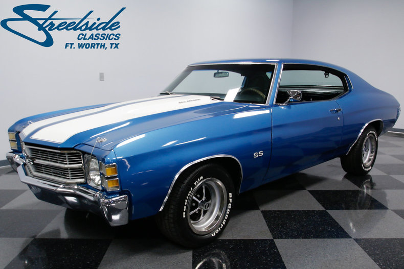 Four Cars Wallpapers 1971 Chevrolet Chevelle Streetside Classics The Nation