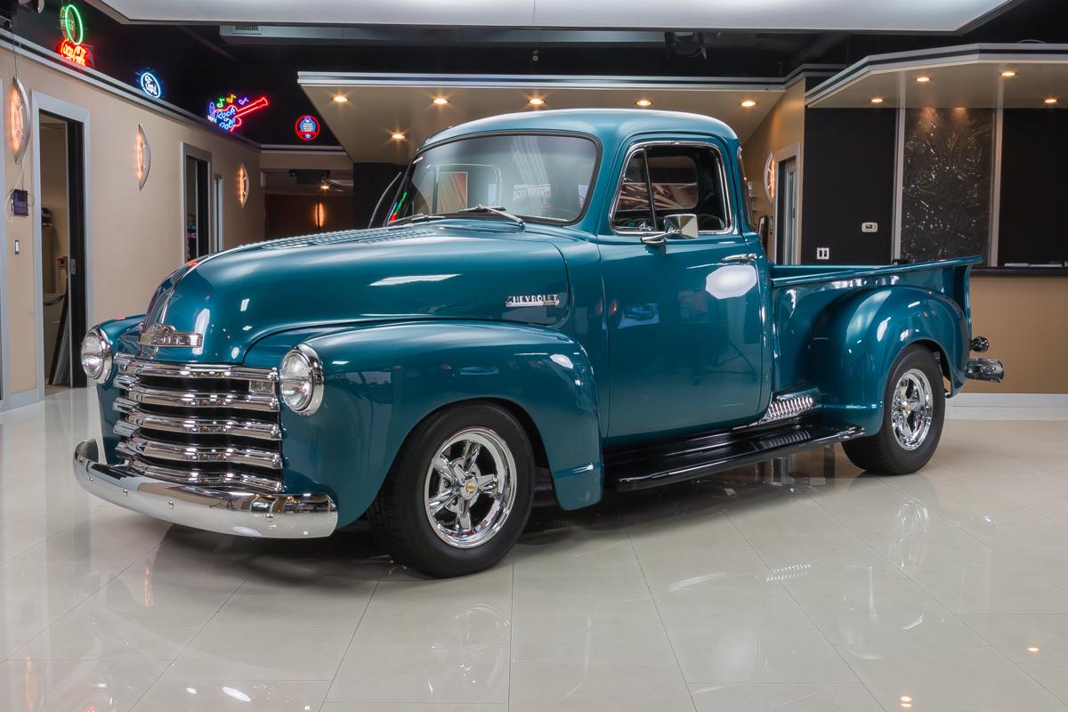 chevrolet pickup manual transmission