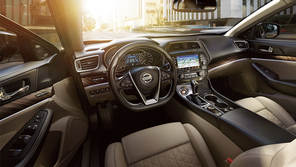 2018 Nissan Maxima for Sale in Syosset, NY - Legend Nissan