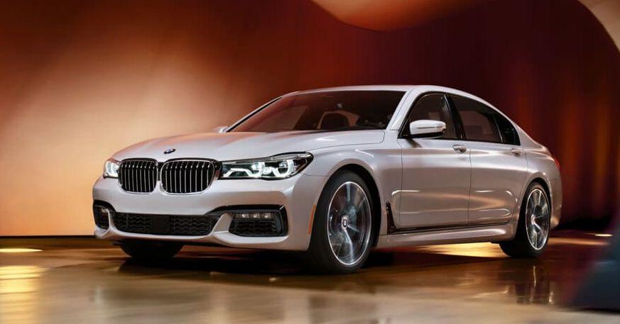 2018 BMW 7 Series Leasing near Crown Point, IN - BMW of Schererville