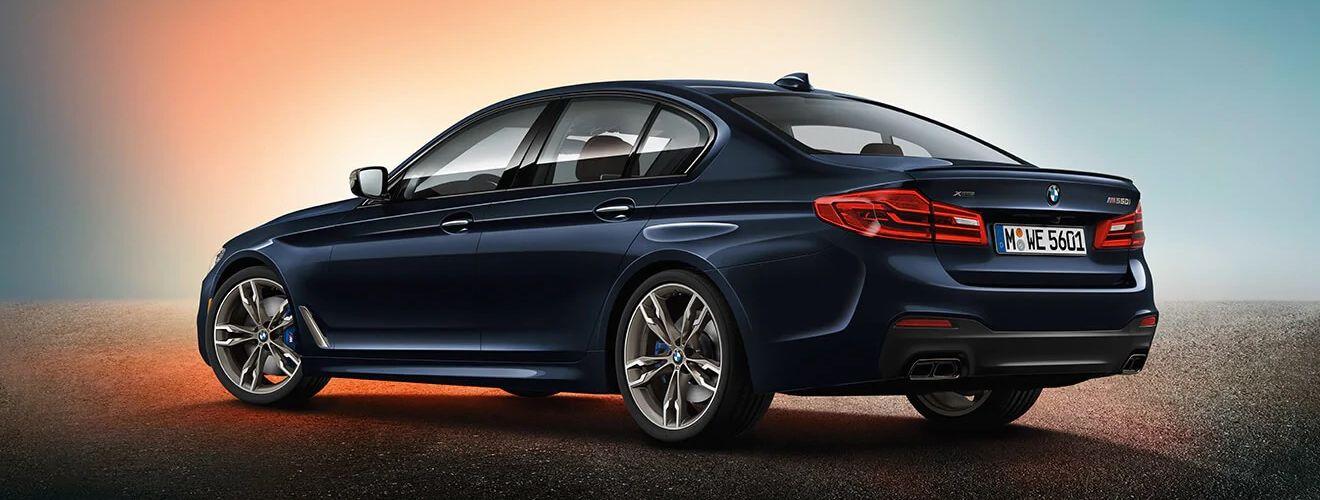 2019 BMW 5 Series for Sale near Dallas, TX - Classic BMW