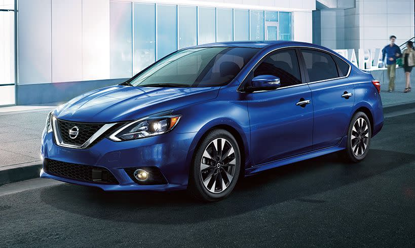 2018 Nissan Sentra Leasing near Crystal Lake, IL - Nissan of St Charles