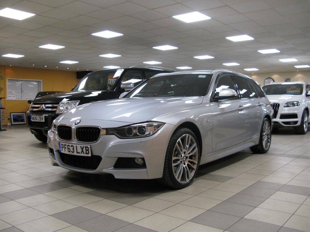 Bmw 3 Series Touring Xdrive Bmw 3 Series 2 320d Xdrive M Sport Touring 5dr Automatic