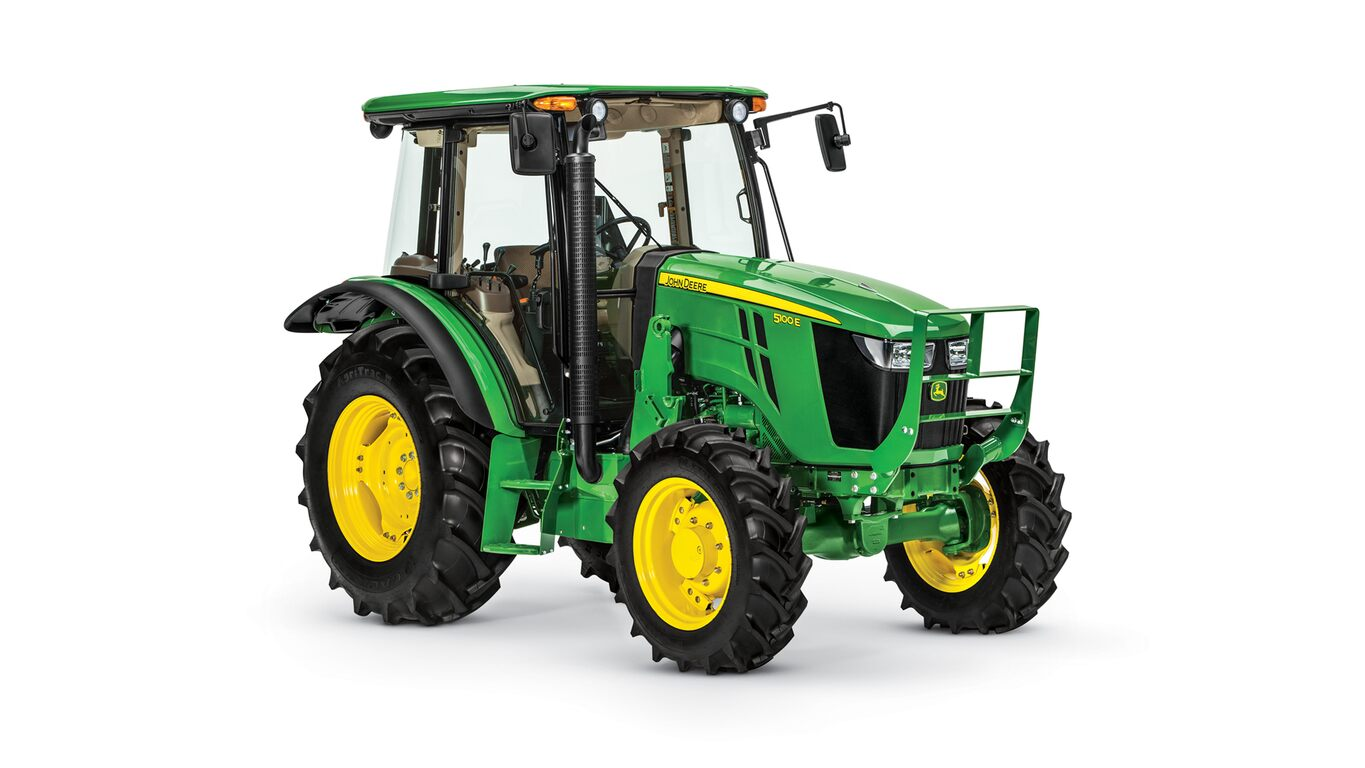 50 100 5100e New 5e Series 50 100 Hp Trigreen Equipment