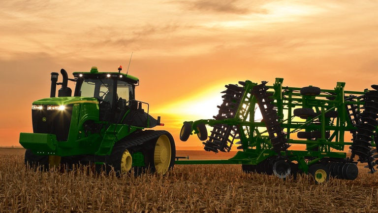 9420RX Tractor - New 9 Family 4WD  Track Tractors - United Ag And Turf