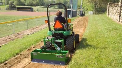 BB20L Series Box Blades - New Landscape Tractor Attachments - Ritchie Tractor