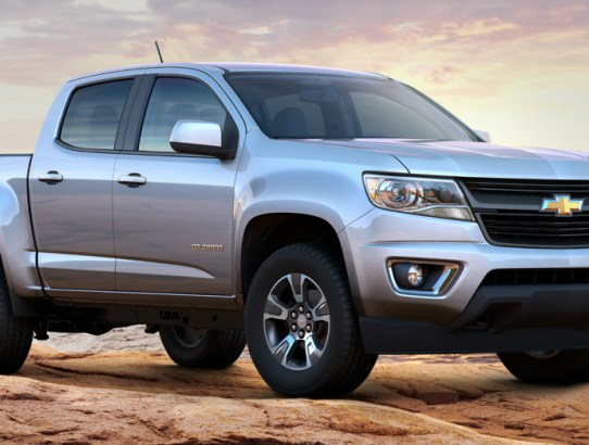 2015 Chevrolet Colorado Duramax