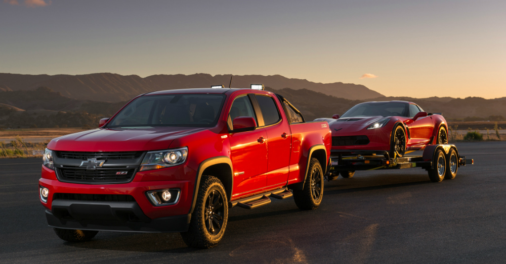 12.12.16 - Chevrolet Colorado