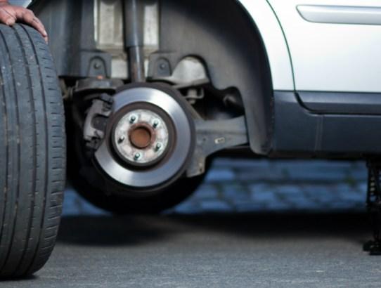 12.20.16 - Car Tire