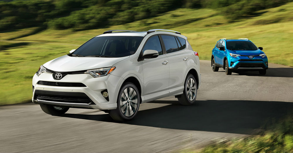 A Family Versatility Comparison with Toyota RAV4 and Mazda CX-5.