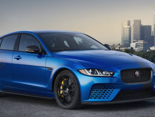 Jaguar is Bringing Big Power to Goodwood