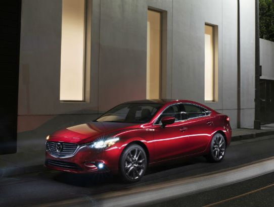 The Flagship Improved: Mazda6