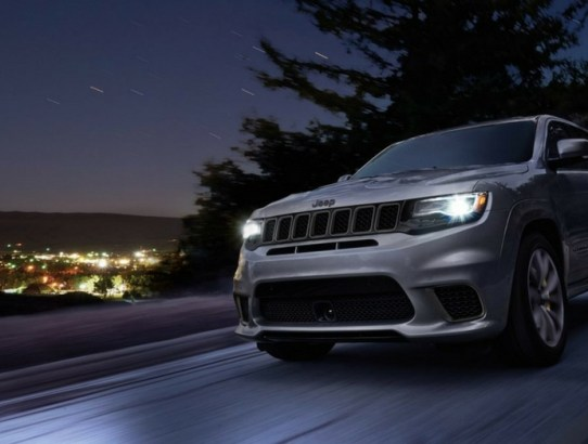 2018 Jeep Grand Cherokee: Lots of Choices for You
