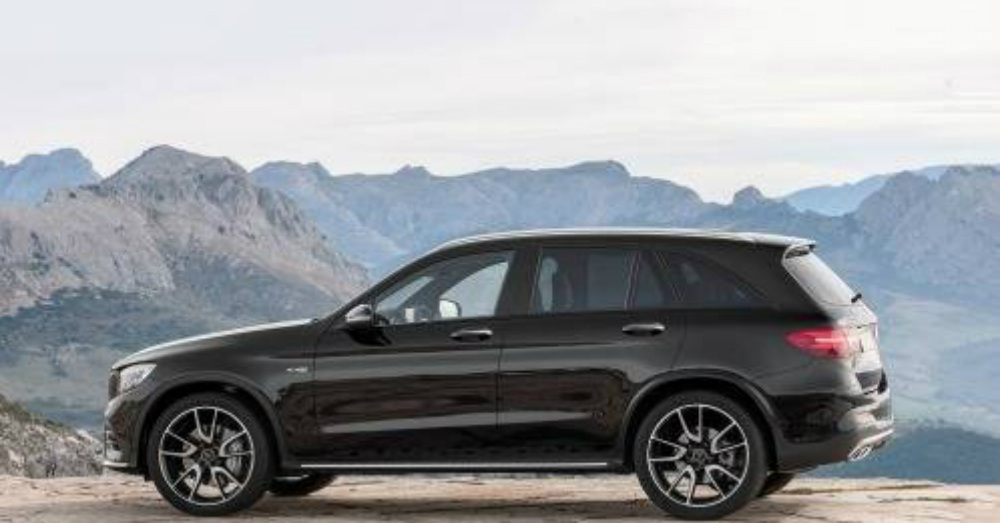 2018 Mercedes-Benz GLC The Family Luxury SUV