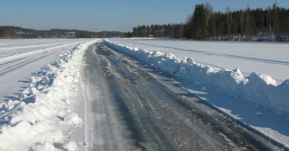 12.28.16 - Frozen Road