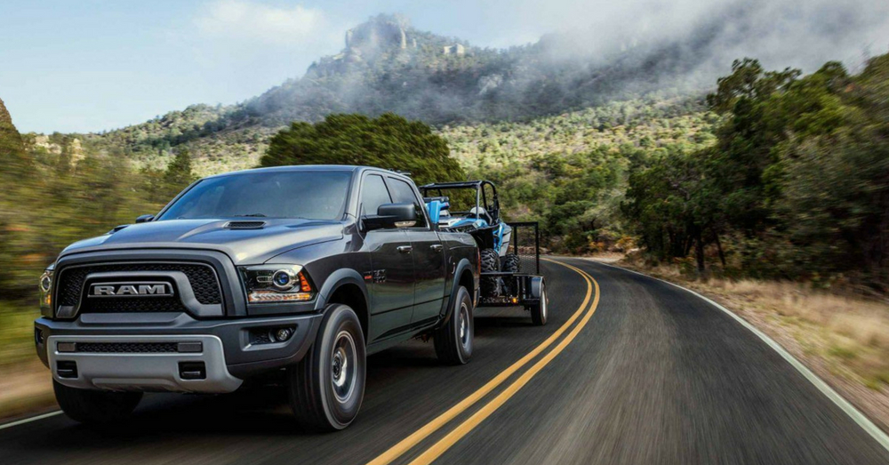 A Brand New Ram 1500 for You