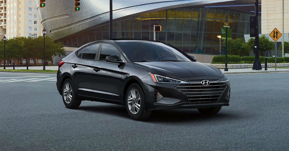 2019 Hyundai Elantra Upgraded for Your Driving Pleasure