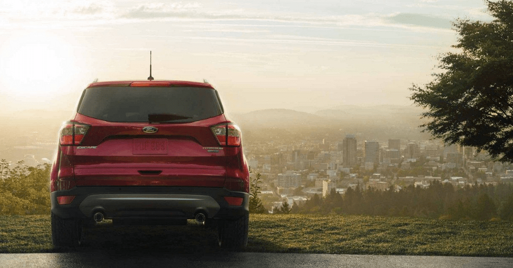 Take this Impressive Ford SUV for a Ride