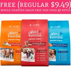 Small Of Wholehearted Dog Food