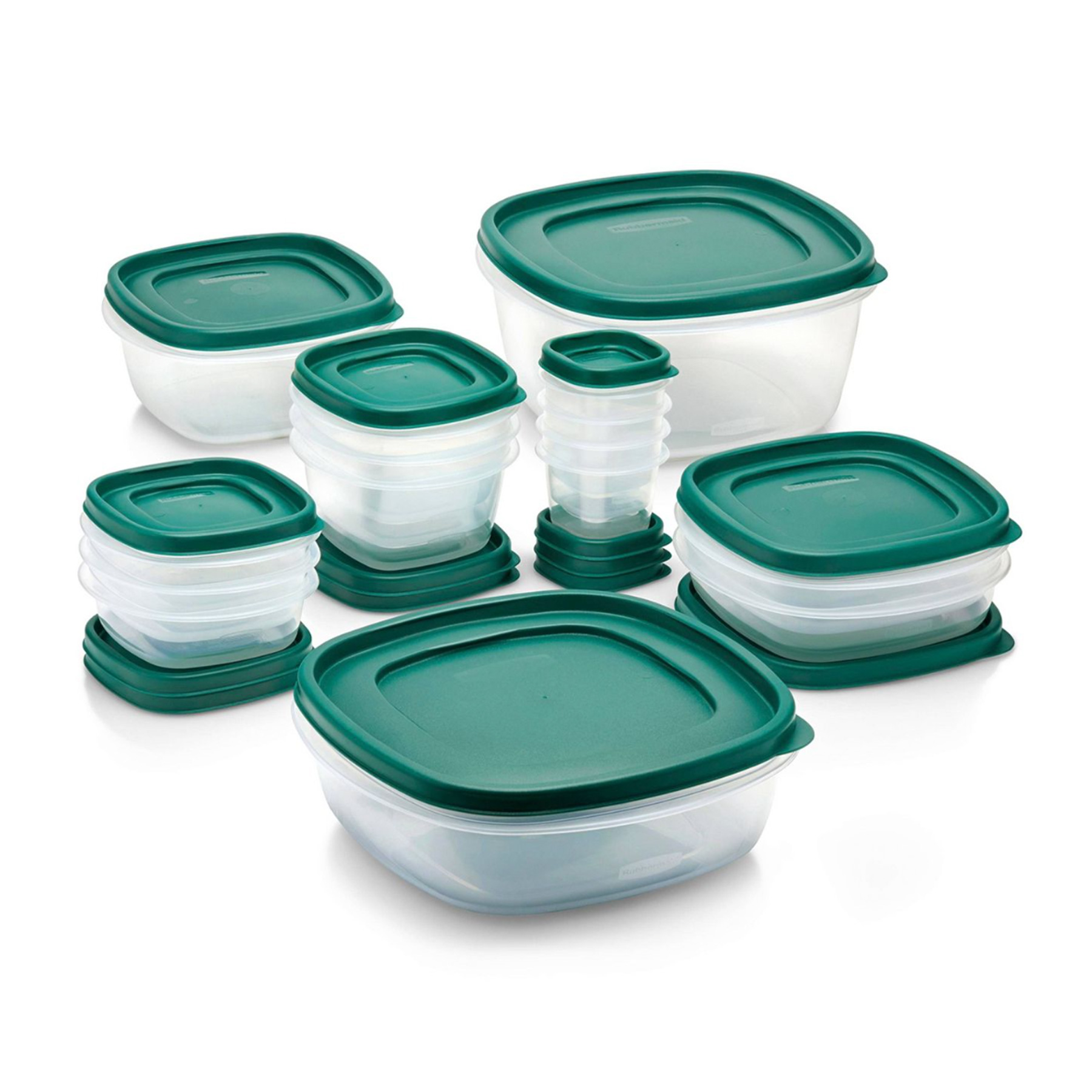 7 99 Reg 42 Rubbermaid 30 Pc Food Storage Container Set Deal Hunting Babe