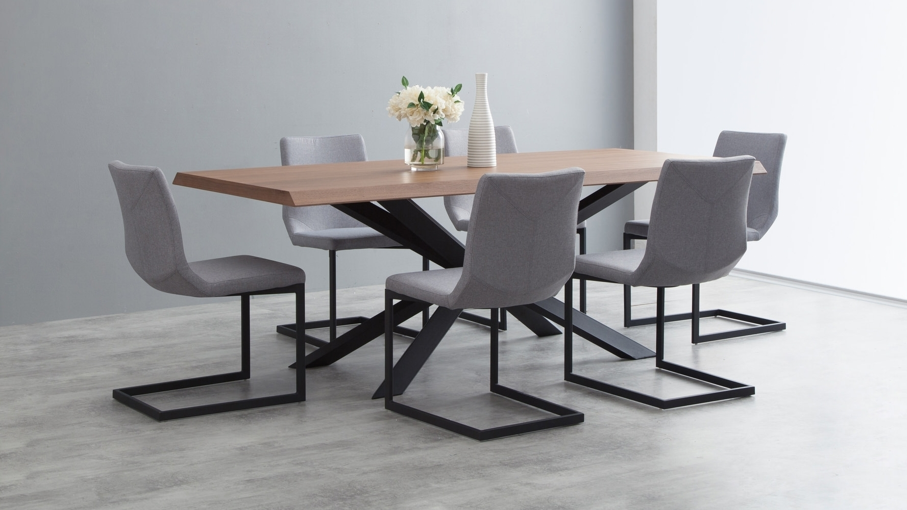 Furniture Amsterdam Amsterdam Dining Set 7 Piece Lounge Life