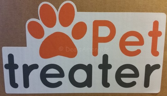 Pet Treater Logo