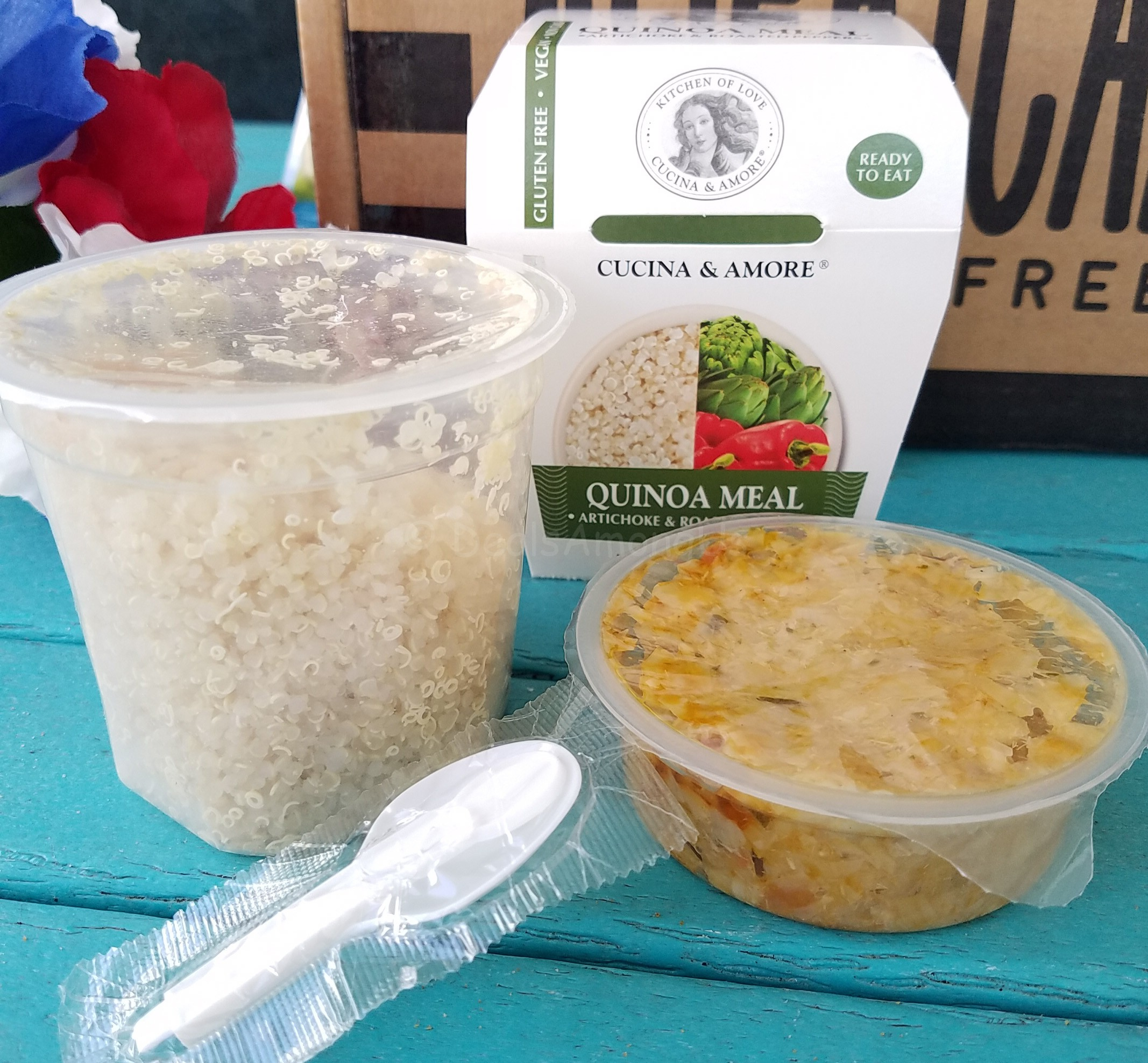 Cucina And Amore Quinoa Review Dealsamongus