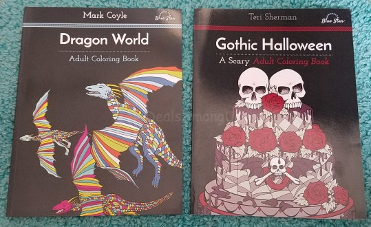 Dragon World and Gothic Halloween
