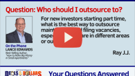 Lance Edwards Real Estate Q&A 01-02-15