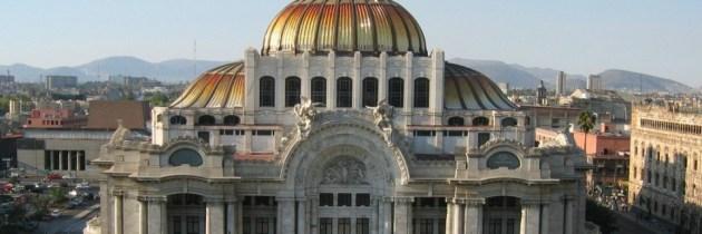La Ciudad de México en cinco sentidos
