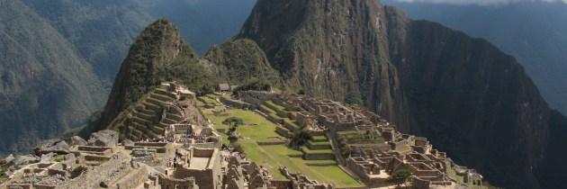 Fotogalería: Machu Picchu