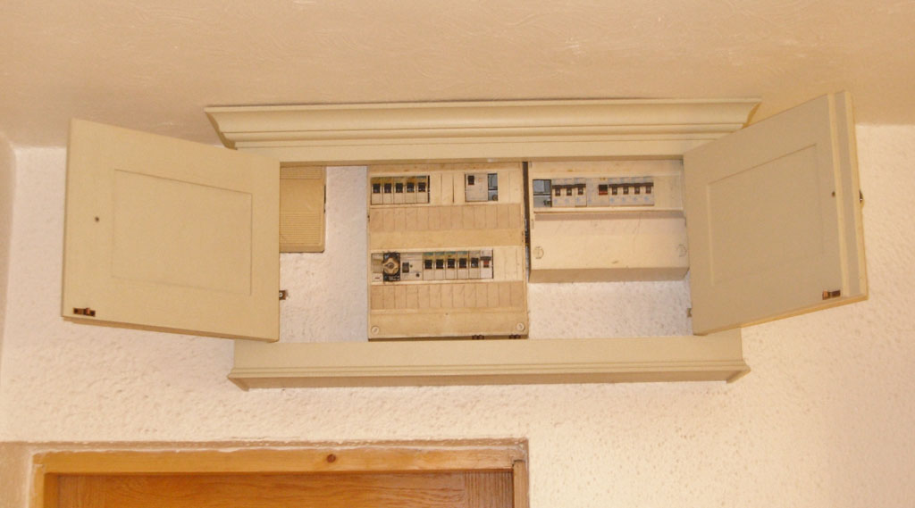 Fuse Box Cabinets - Wiring Diagram Online