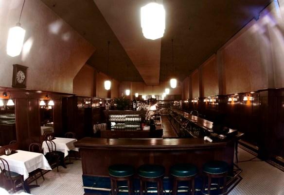 Tadich Grill interior - photo by sfcitizen.com