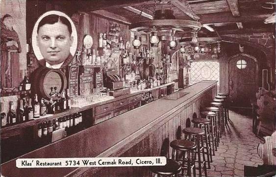 old bar postcard - image by John Chuckman