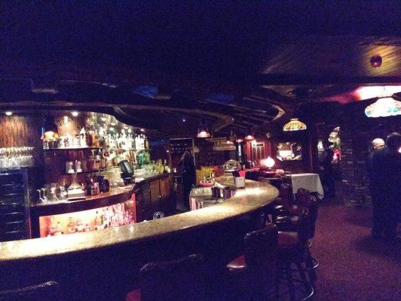 Clearman's Steak 'n Stein bar now