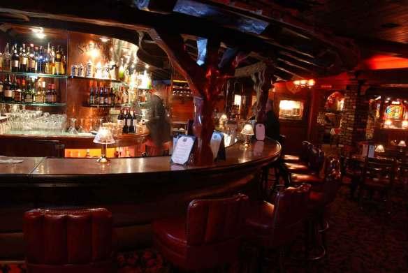 Clearman's Steak 'n Stein bar before redo