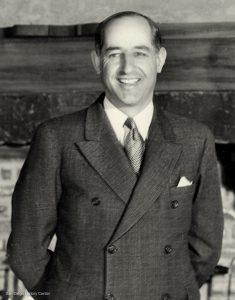 Caesar Cardini, 1935 - image by San Diego History Center