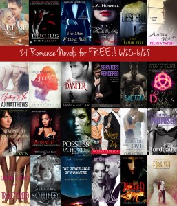 romance group giveaway