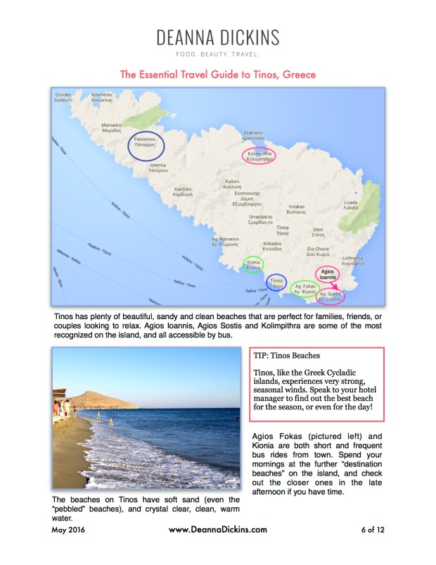 The Essential Guide to Tinos 6