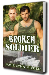Broken Soldier Book cover