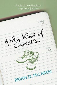 A New Kind of Christian by Brian D. McLaren @SPCKPublishing