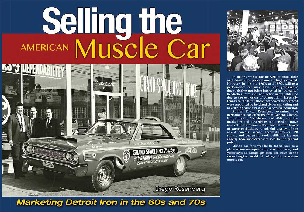 Car Manufacturers Performance Divisions Selling The American Muscle Car Dean's Garage