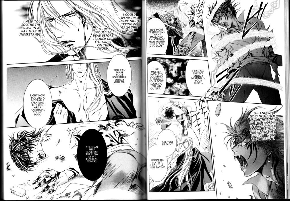 hentai beast manga